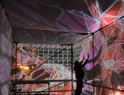 Projection Mapping Art
