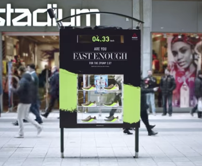 Experiential Marketing in Stockholm with Reebok