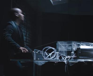 Toyota Prius Wind Tunnel Piano