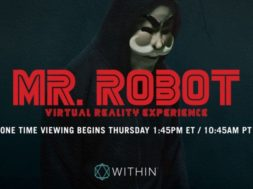 Mr Robot Virtual Reality Experience
