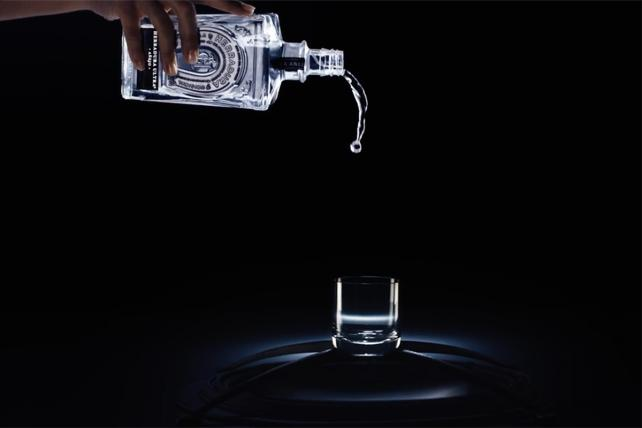 Using Sound Waves to Shake Tequila