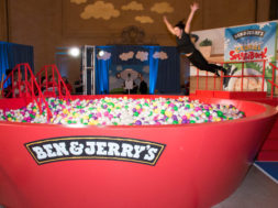 Ben and Jerrys Experiential Marketing