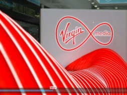 Virgin Media Custom Made Pop-Up Shop for Experiential Marketing.