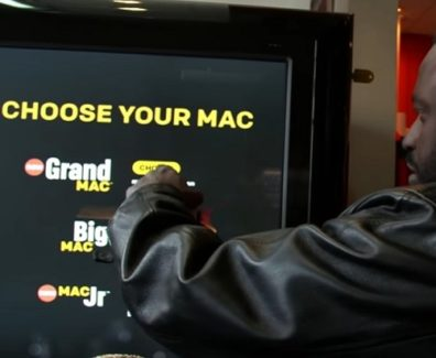McDonalds Big Mac ATM - Experiential Marketing and Marketing Agency News