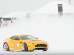 Experiential Marketing Activation by Aston Martin in Colorado