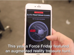Experiential Marketing and AR activations for Star Wars