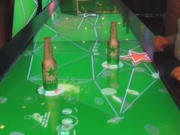 Interactive Bar - Heineken Experiential Marketing