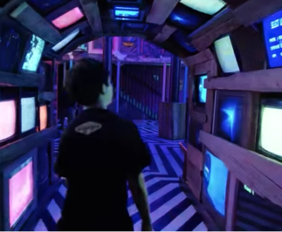 The Meow Wolf Experience