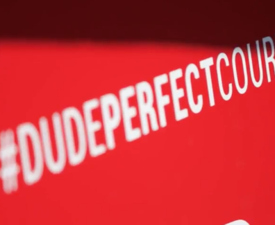 Dude Perfect Experiential Marketing Activation