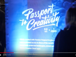 Adobe Passport to Creativity