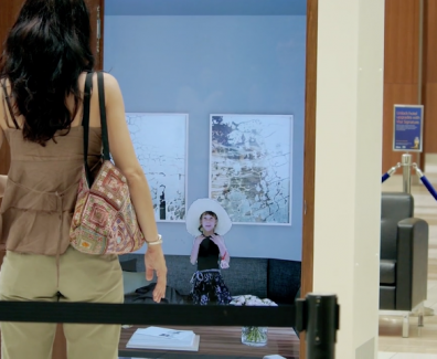 Visa gets Experiential In this Pr Stunt